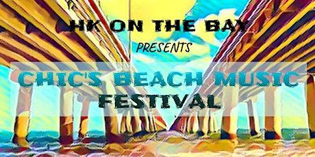 2020 Chic's Beach Festival tickets