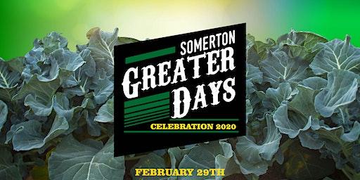 Somerton Greater Days