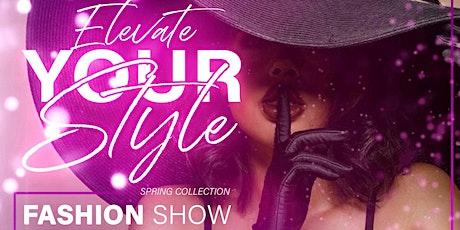 Je Ne Sais Quoi  Elevate Your Style Fashion Show tickets