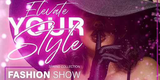 Je Ne Sais Quoi  Elevate Your Style Fashion Show
