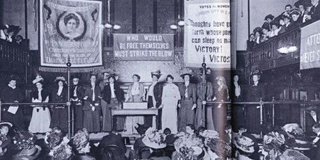 Remarkable Lives of the Suffragettes: an afternoon with Diane Atkinson tickets