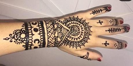 Henna Tattooing Workshop tickets