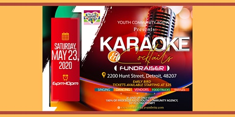 Youth Community Agency: Karaoke & Cocktails Fundraiser tickets