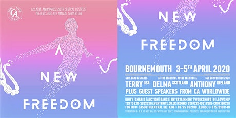 A New Freedom tickets