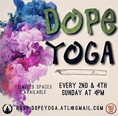 Dope Yoga tickets