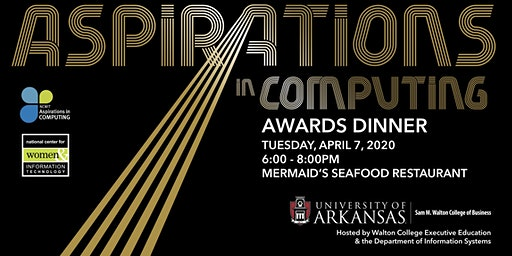 NCWIT,  Aspirations in Computing Award Dinner