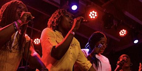 Afro Karaoke tickets