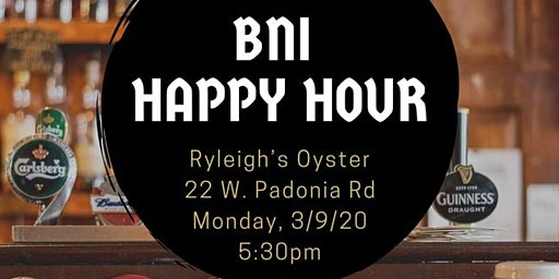BNI Lutherville Tuesday AM Happy Hour