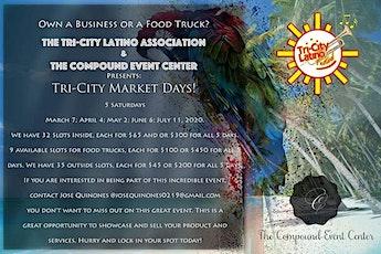 Tri-City Market Days tickets