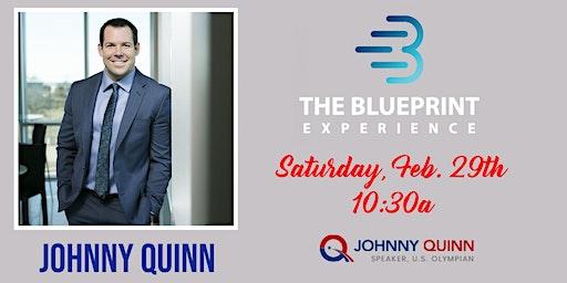 February Speaker - Johnny Quinn