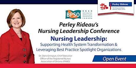 Nursing Leadership - Supporting Health System Transformation (Afternoon) tickets