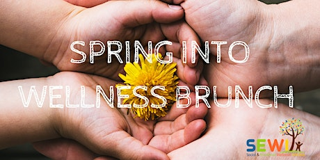 2nd Annual Spring Into Wellness Brunch  tickets