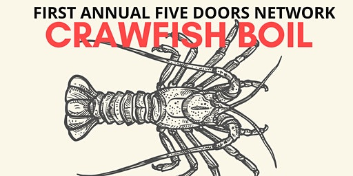 First Annual Crawfish Boil