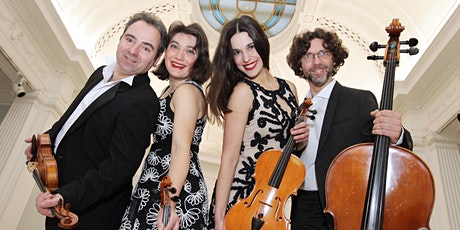Daffodil Day with the ConTempo Quartet & Didzis Kalniņš tickets