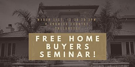 Big Bend Home Buyers Seminar tickets