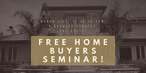 Big Bend Home Buyers Seminar