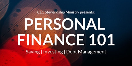 PERSONAL FINANCE 101 - Saving | Investing | Debt Management tickets
