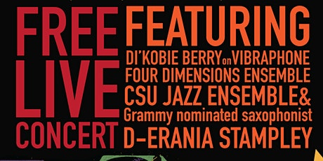 Jazz Concert with Di'Kobe Berry, Grammy Nominated D-Erania Stampley & More tickets