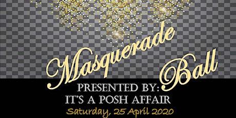 Annual Masquerade Ball tickets