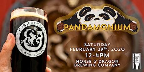 Pandamonium! tickets