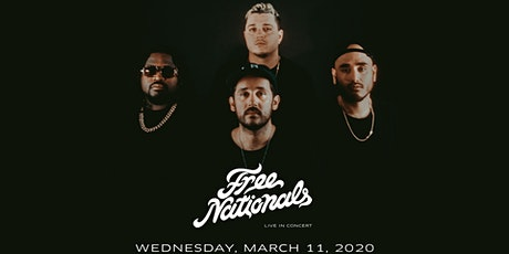 The Free Nationals: Live in Concert tickets