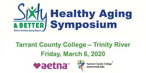 2020 Sixty and Better Healthy Aging Symposium