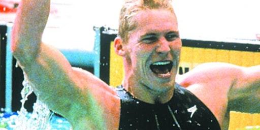 Morgantown Swim Clinic with 2x Olympian Josh Davis, Sun March 1, 2020, 3pm-6pm, Ages 8-18