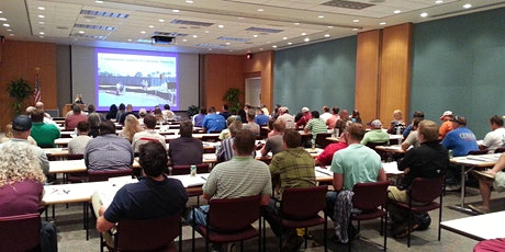 LAKE CITY SWPPP- Florida Stormwater, Erosion and Sedimentation Control Inspector Training and Qualification Program tickets