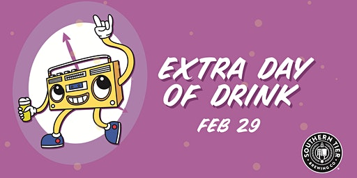 "FREE Leap Year ""Extra Day of Drink"" Rave"