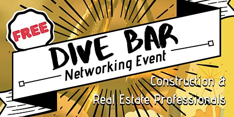 Dive Bar Networking Event tickets