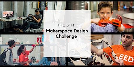 Makerspace Design Challenge tickets