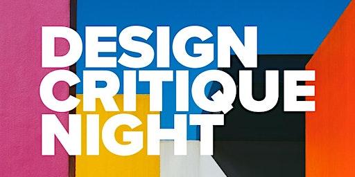 Design Critique Night