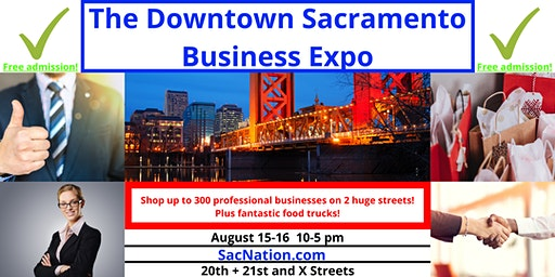 The Downtown Sacramento Business Expo