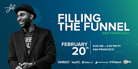 Filling The Funnel Workshop  San Francisco tickets