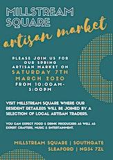 Millstream Square Artisan Food & Drink Market tickets