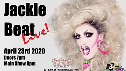 Jackie Beat Live! tickets
