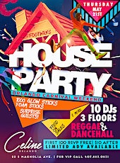 FOOTWRKS HOUSE PARTY tickets