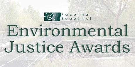 Environmental Justice Awards tickets