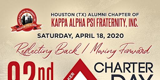 Houston (TX) Alumni Chapter of Kappa Alpha Psi Fraternity, Inc - 92nd Anniversary Charter Day Celebration