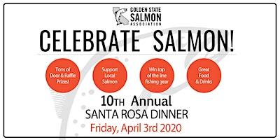 GSSA 10th Anniversary Santa Rosa Fundraising Dinner