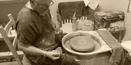 Monday Night Classes - One Hour Potters Wheel