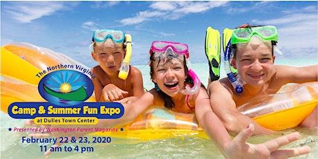 2020 Northern Virginia Camp & Summer Fun Expo  tickets