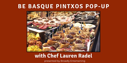 BE Basque Pintxos Pop-Up
