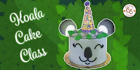 Koala Cake Class - Parent & Child tickets