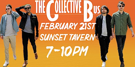 The Collective Bus @ Sunset Tavern tickets