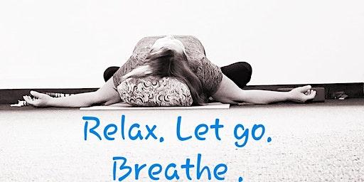 Chakra Balancing Restorative Yoga Session