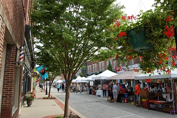 Roanoke Vintage & Handmade Market VENDOR tickets
