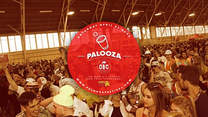 PALOOZA BEER PONG FESTIVAL 2020 - (Powered By: Orleans Brew Co) tickets