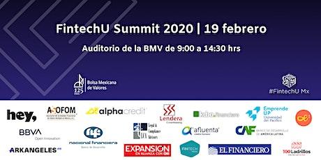 FintechU Summit MX 2020 tickets