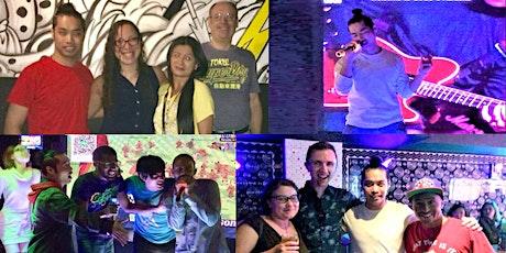 Philadelphia Asian Social Event: Friday Happy Hour & Karaoke tickets